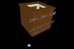 BH 200x200x200-Conwood