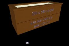 BH 200x500x200-Conwood