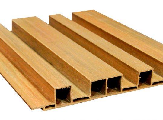 Gỗ Ốp Tường Ngoài Trời Biowood WPO 25028