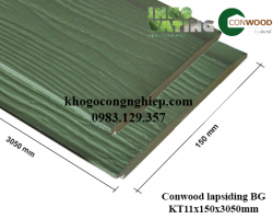 Tấp ốp tường Conwood Lapsiding BG