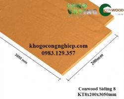 Ốp tường Conwood Siding 8