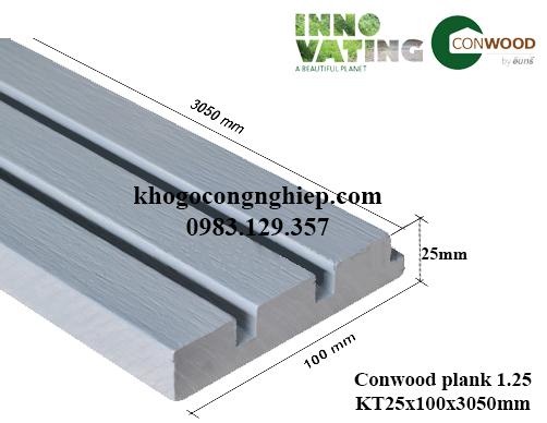 Tấm ốp Conwood plank 1.25